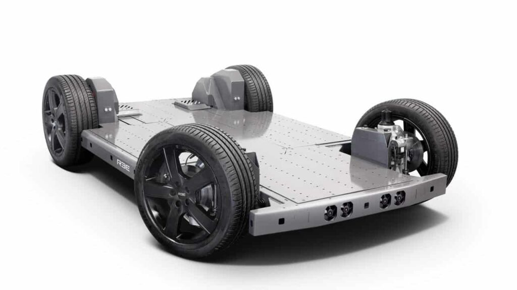 Модульные автомобильные платформы фото