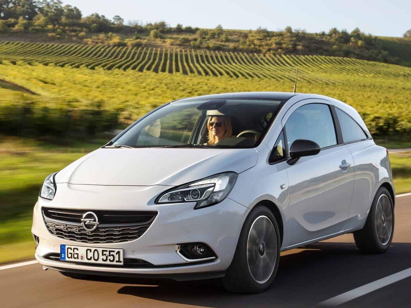 Opel Corsa 2015 автомобиль фото
