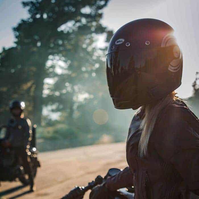 мотоциклетный шлем фото