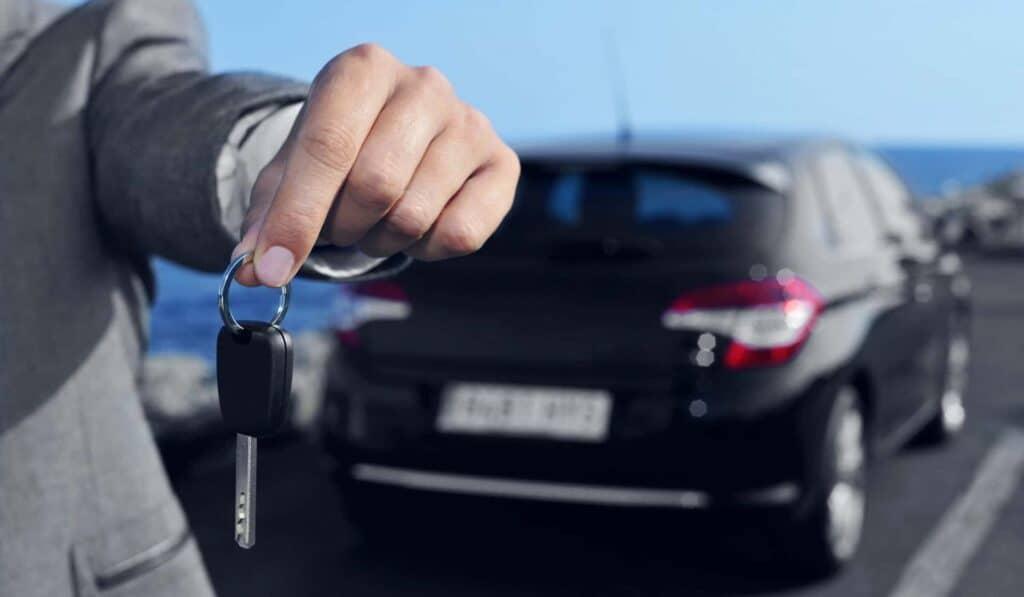 аренда авто ключи фото