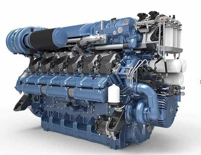 дизельный двигатель фото
