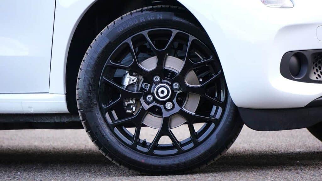 колесо вблизи фото