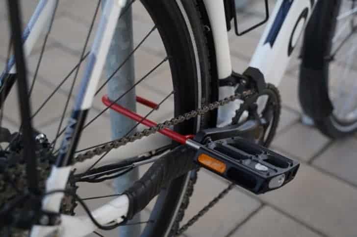 педаль велосипеда фото