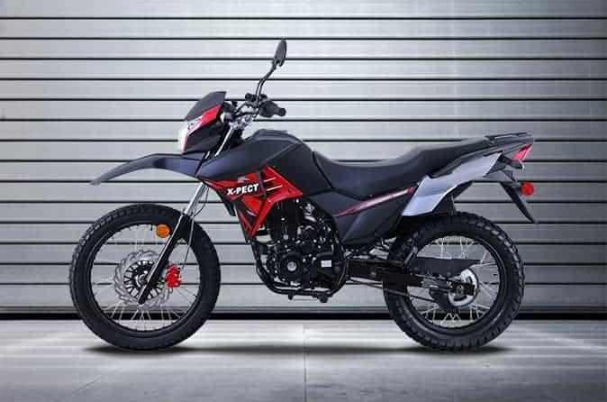 motorcycles Lifan X-pect фото