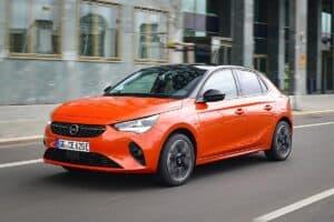 Opel Corsa фото